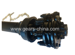 heavy duty drive shafts china manufacturer
