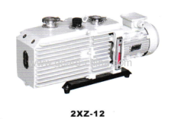 china manufacturers 2xz-12 rotary vane vacuum pump