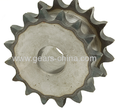 double single sprocket china manufacturer