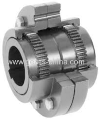 china manufacturer gear coupling