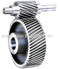 helical spur gears made in china