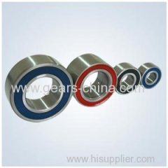 china manufacturer double row angular contact ball bearings