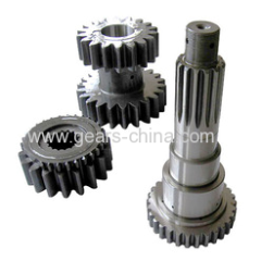 spur gears assembly manufacturers china