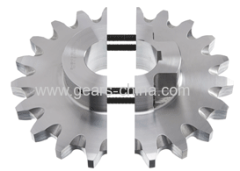 instant split sprocket made in china