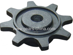 double pitch sprocket china manufacturer
