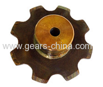 china manufacturer double pitch sprocket