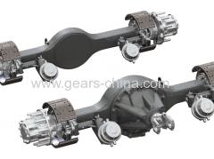 OEM Truck Axle Supplier in China
