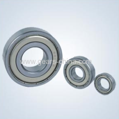 china manufacturer deep groove ball bearings