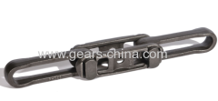 china manufacturer drop forged trolley chain supplier