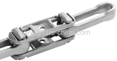 china manufacturer drop forged trolley chain