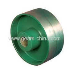 flat belt pulleys china supplier